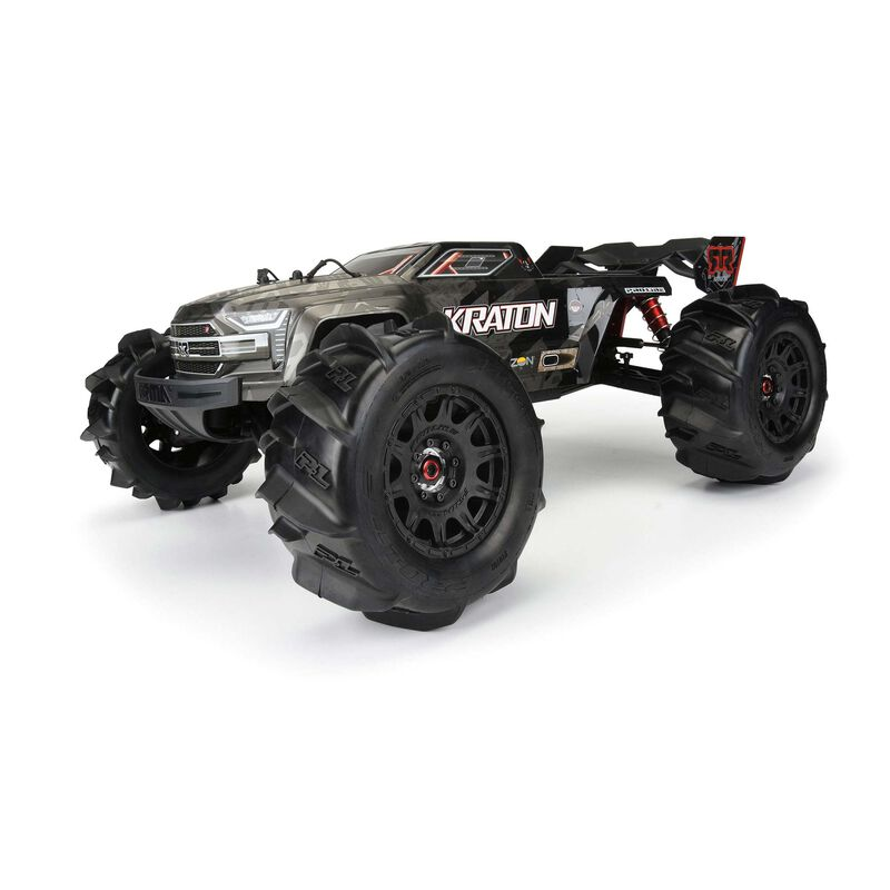 Pro-Line Dumont Paddle Mounted Front & Rear Tires