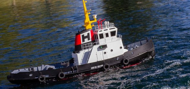 Pro Boat Horizon Harbor 30″ Tug Boat RTR [VIDEO]