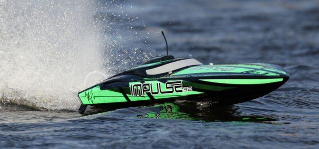 Pro Boat Impulse 32″ Brushless Deep-V RTR With Smart Technology [VIDEO]