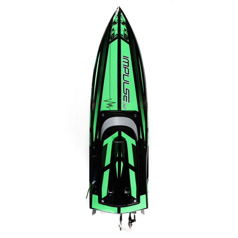 "Pro Boat Impulse 32"" Brushless Deep-V RTR With Smart Technology"