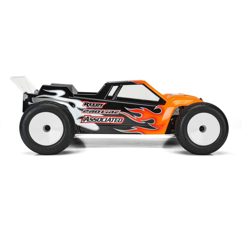 Pro-Line Axis ST Clear Body For The TLR 22T 4.0 & AE T6.2