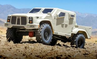 Pro-Line Strikeforce Clear Body 12.3″ (313mm) For Crawlers