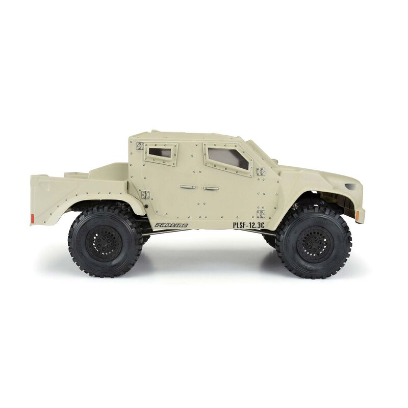 Pro-Line Strikeforce Clear Body 12.3 (313mm) For Crawlers