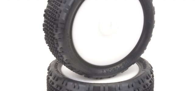 Schumacher 4WD Cactus Fusion 2 Tire