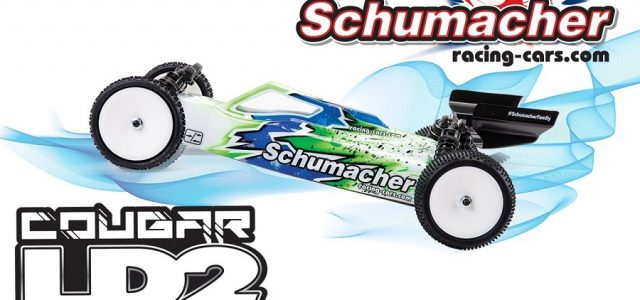 Schumacher Cougar LD2 2WD Competition RC Buggy [VIDEO]