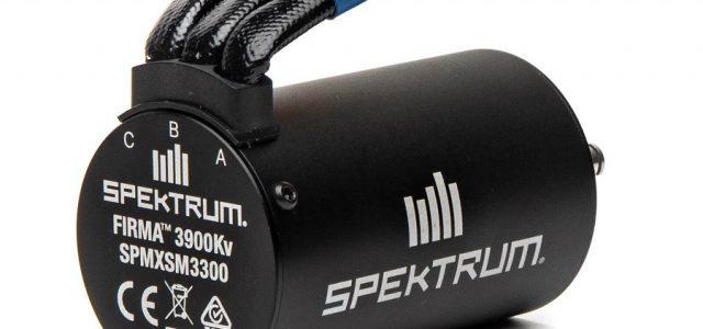 Spektrum Firma 3900Kv 4-pole Brushless Motor