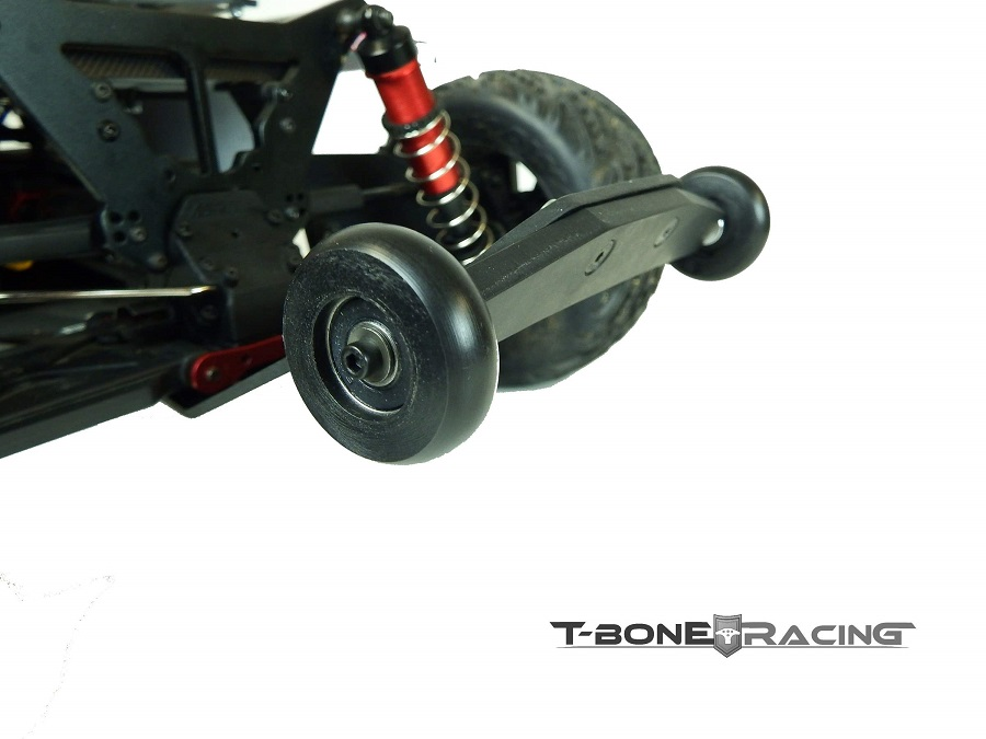 TBR 4.0 Wheelie Bar Set For The ARRMA Kraton 6S & Talion 6S BLX