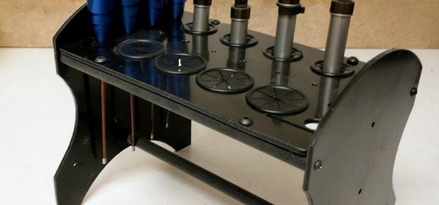 TBR Mini Shock Station & Tool Holder