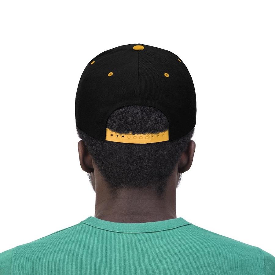 TBR SEND IT Flat Bill Hat
