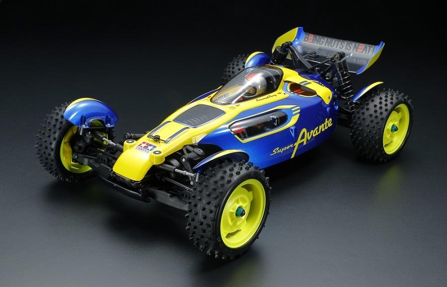 Tamiya Super Avante 1/10 4WD Off-Road Buggy