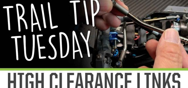 Trail Tip Tuesday: Installing Factory Team High Clearance Links [VIDEO]