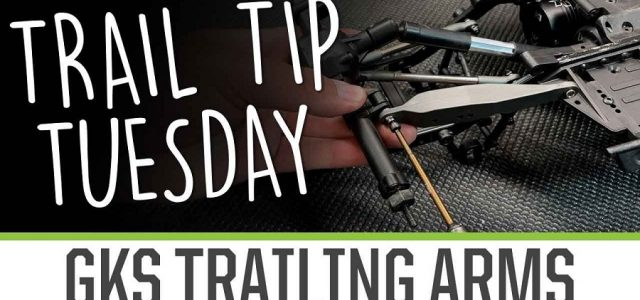 Trail Tip Tuesday: Installing GKS Trailing Arms [VIDEO]