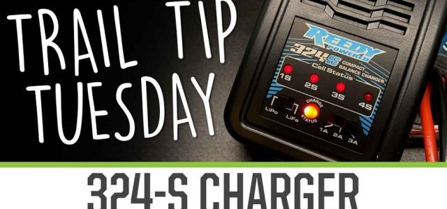 Trail Tip Tuesday: Using the Reedy 324-S Charger [VIDEO]