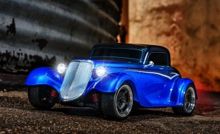 Traxxas Factory Five Hot Rods [VIDEO]