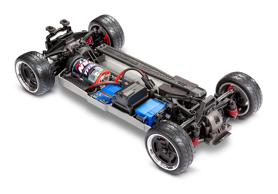 Traxxas Factory Five Hot Rods