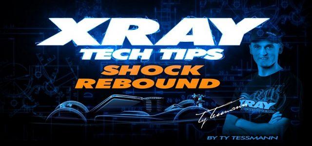 XRAY Tech Tips – Shock Rebound [VIDEO]