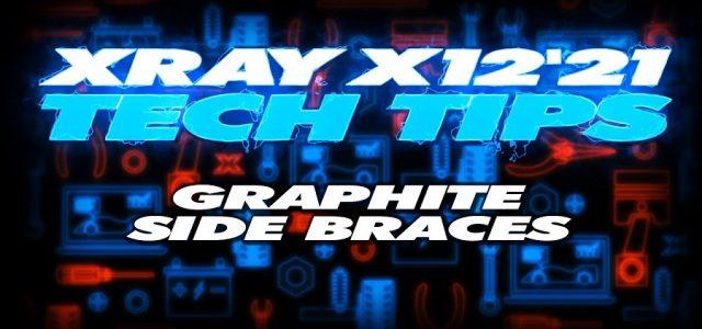 XRAY Tech Tips – X12 Graphite Side Braces [VIDEO]