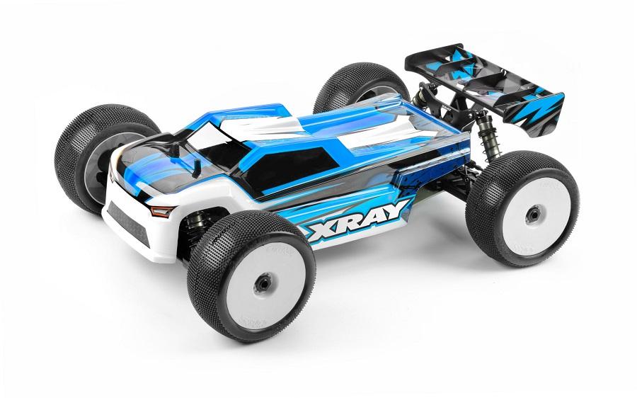 XRAY XT8E '22 1/8 Electric Truggy Kit