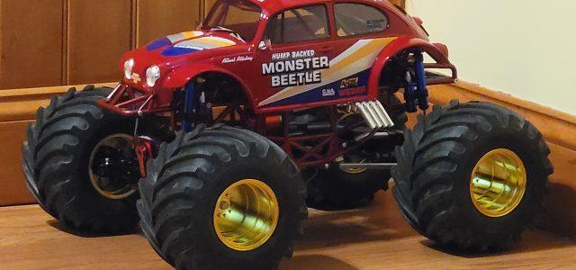 Tamaxial Monster Beetle