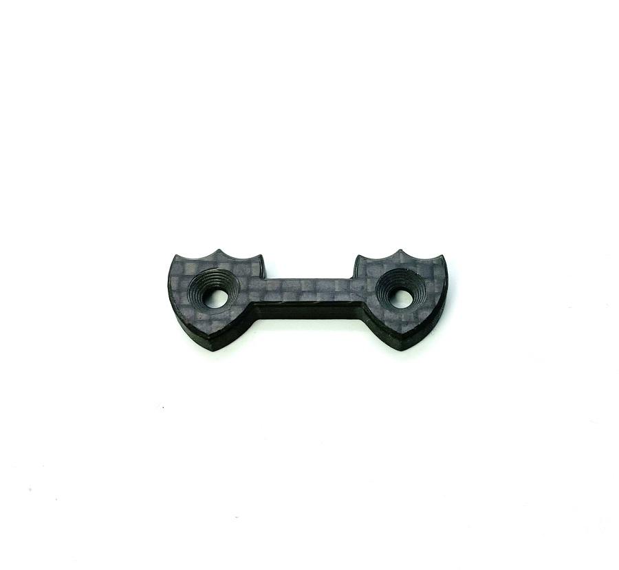 Assault RC Carbon Fiber Gladiator Wing Buttons