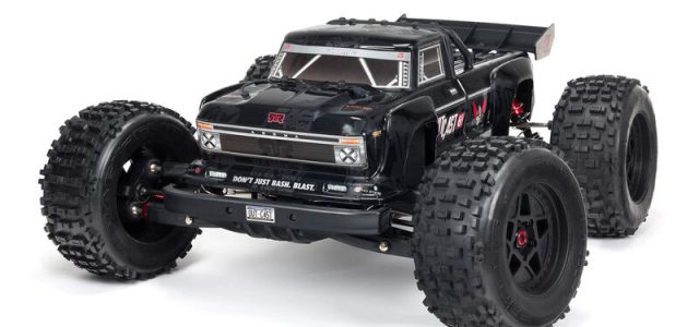 ARRMA 1/8 OUTCAST 6S BLX 4WD EXtreme Bash Stunt Truck RTR [VIDEO]