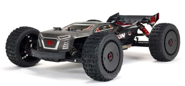 ARRMA 1/8 TALION 6S BLX 4WD EXtreme Bash Speed Truggy RTR [VIDEO]