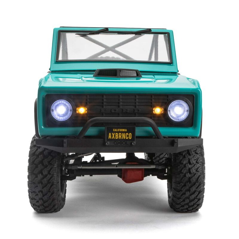 Axial 110 SCX10 III Early Ford Bronco 4WD RTR