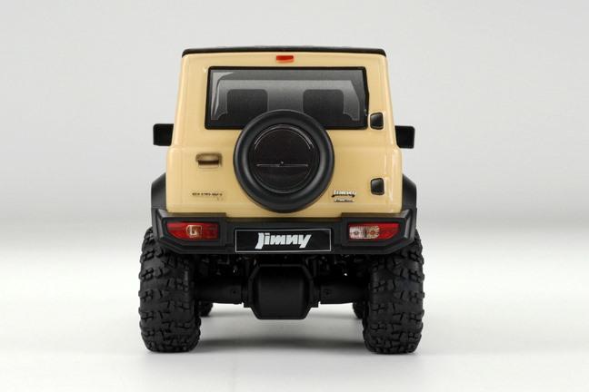 Carisma MSA-1E 1/24 Suzuki Jimny JB74 Now Available In Black & Ivory