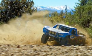 Forest Adventure With The Traxxas Unlimited Desert Racer [VIDEO]
