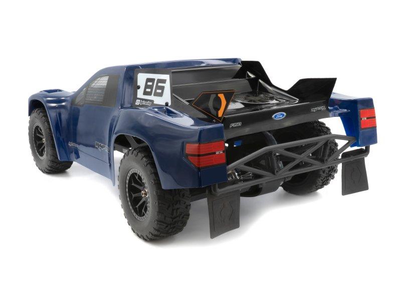HPI Ford F-150 SVT Raptor SCT Clear Body