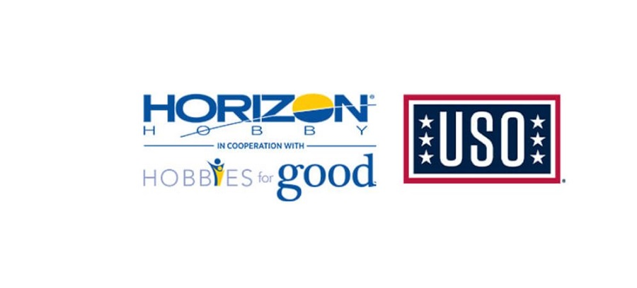 Hobbies For Good Partnership With USO