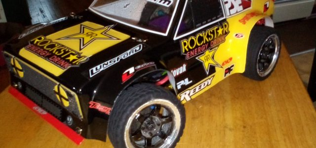 associated reflex rally 14b