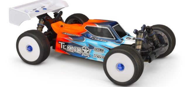 JConcepts S15 Tekno EB48 2.0 Regular Weight Clear Body