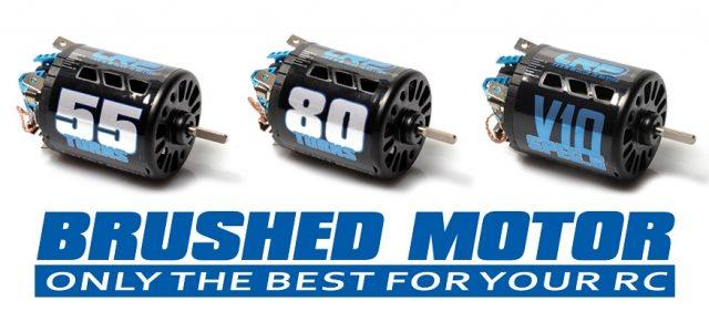 LRP 2021 Brushed Motor Series