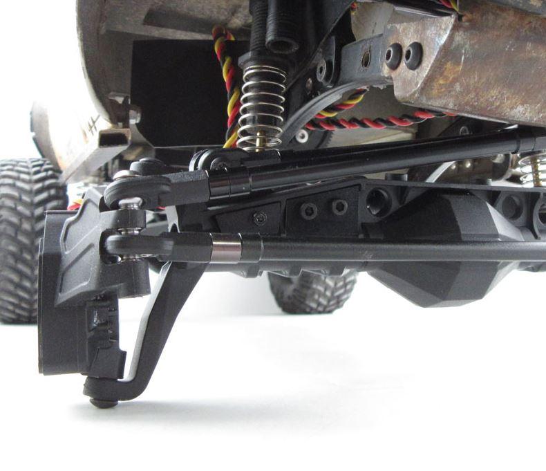 Locked Up RC Pro CMS CAPRA Track Bar Mount Conversion