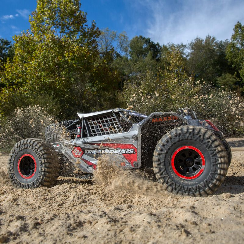 Losi 1/6 Super Rock Rey V2 4WD Brushless Rock Racer RTR