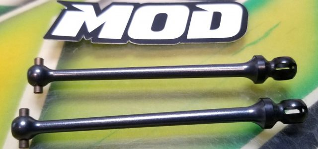 MOD AE B6.3 2WD Feather Weight 69mm 7075 Aluminum 2WD Pin Bones