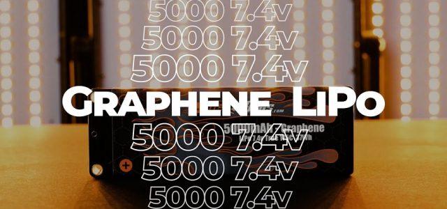 MaxAmps Graphene 2S 5000 7.4v LiPo Hard Case Battery Pack [VIDEO]