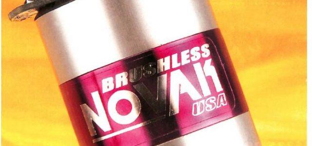 #TBT Super Sport Brushless Motor By Novak
