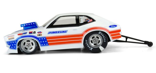 Pro-Line 1/10 1972 Ford Pinto Clear Body