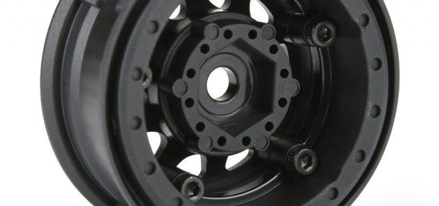 """Pro-Line 1/10 Keystone F/R 1.55"""" Rock Crawler 12mm Wheels"""