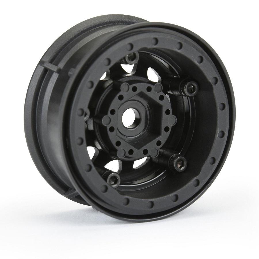 "Pro-Line 110 Keystone FR 1.55"" Rock Crawler 12mm Wheels"