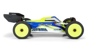 Pro-Line 1/8 Axis Clear Body For The TYPHON 6S