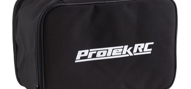 ProTek RC 1/10 Buggy Tire Bag With Storage Tubes