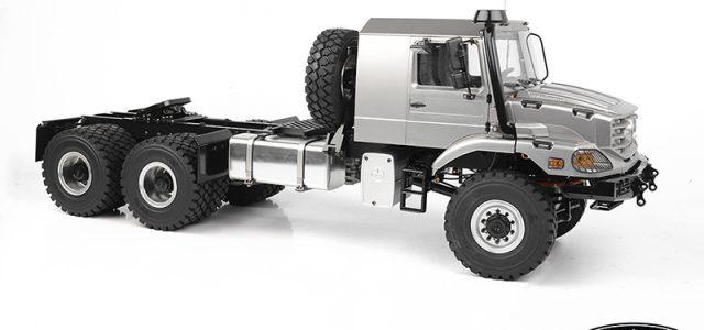 RC4WD 1/14 Sledge Hammer Heavy Haul 6×6 RTR Truck
