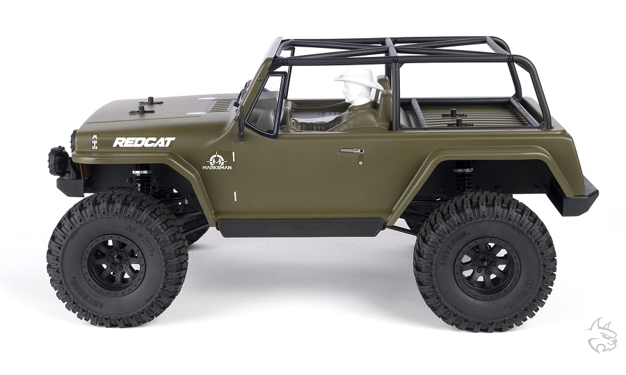 Redcat TC8-Marksman 1/8 4WD RTR Trail Crawler