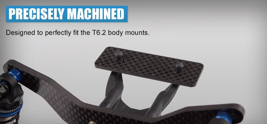 Revolution Design T6.2 Body Mount Stiffener Set