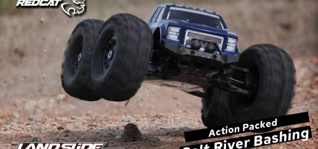 Salt River Run With The Redcat Landslide XTE [VIDEO]