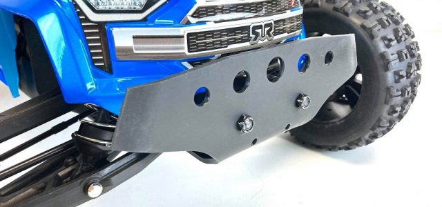 TBR Basher Front Bumper For The ARRMA Outcast, Notorious & Kraton 6S
