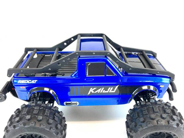 TBR R2 EXO Cage External Roll Cage For The RedCat Kaiju